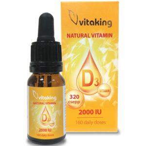 Vitaking D2000 csepp