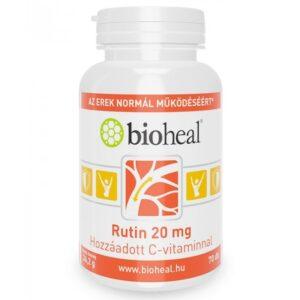Bioheal Rutin filmtabletta - 70db