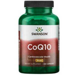 Swanson Q10 koenzim 30mg kapszula
