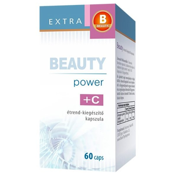 Vita Crystal Extra Beauty kapszula - 60db