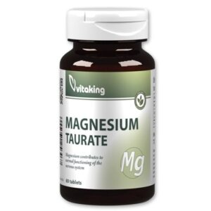 Vitaking Magnesium Taurate tabletta - 60db