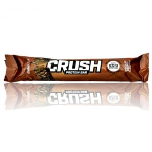 BioTech USA Crush Bar csokoládé-brownie szelet - 64g
