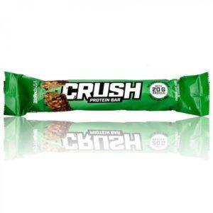 BioTech USA Crush Bar csokoládé-mogyoró szelet - 64g