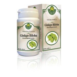 Herbária Ginkgo Biloba tabletta - 60db