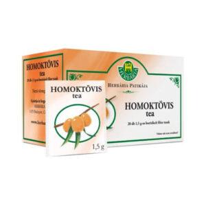 Herbária homoktövis tea filteres - 20filter