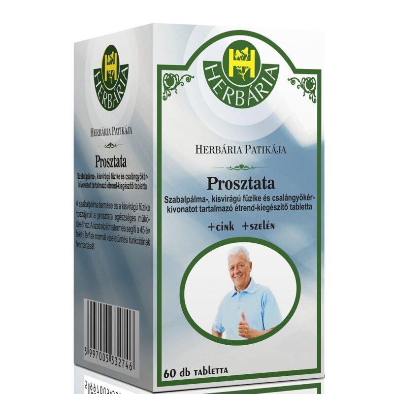 Tabletták prosztata Visszajelzés a prosztatitis kezeléséről