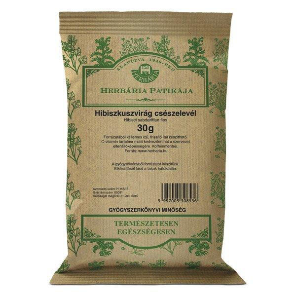 Herbária hibiszkuszvirág tea - 30g