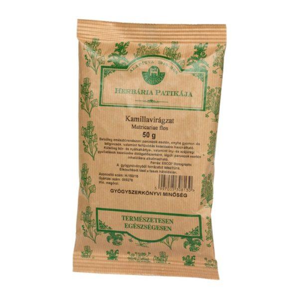 Herbária kamillavirág tea - 50g