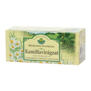 Herbária kamillavirág tea - 25x1,2g filter