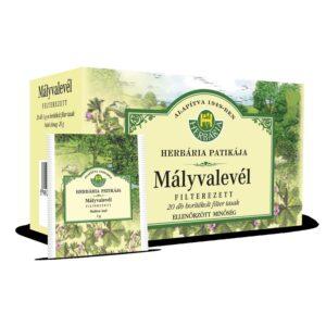 Herbária mályvalevél tea