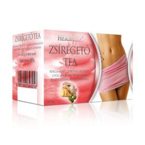 Herbária zsírégető tea - 20 filter