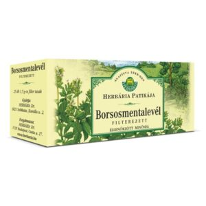 Herbária borsmentalevél tea – 25×1,5g
