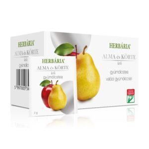 Herbária gyümölcstea alma-körte – 20 filter