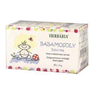 Herbária babamosoly filteres baba tea - 20 filter