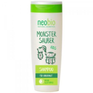 Neobio Kids sampon - 250ml