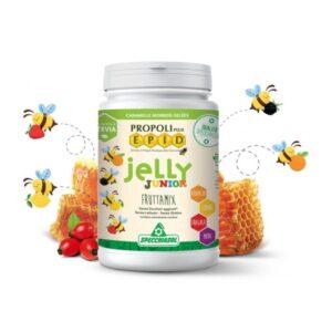 Specchiasol Jelly junior immuntámogató gumicukor gyermekeknek - 150g