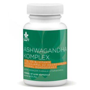 WTN Ashwagandha komplex kapszula - 60db