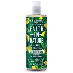 Faith in Nature Citrom és teafa hajkondicionáló - 400ml