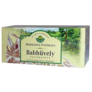 Herbária babhüvely tea - 25x1,5g filter/doboz