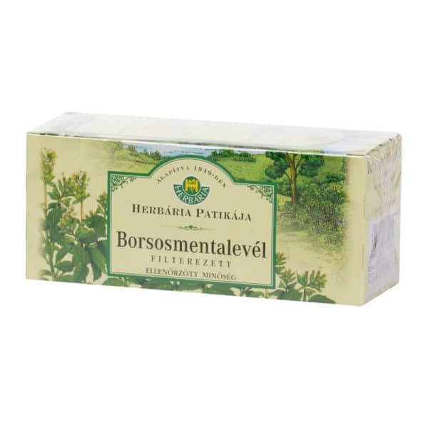 Herbária borsmentalevél tea – 25×1,5g filter/doboz
