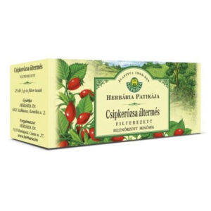 Herbária Csipkerózsa áltermés tea - 25 filter