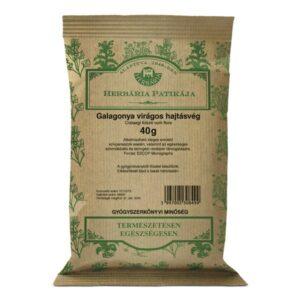 Herbária galagonya virágos hajtásvég tea - 40g