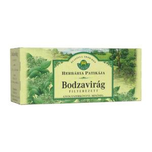 Herbária bodzavirág tea – 25x1g filter/doboz