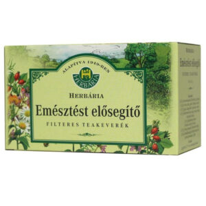 Herbária emésztést elősegítő epe tea - 20x1g borítékolt filter/doboz