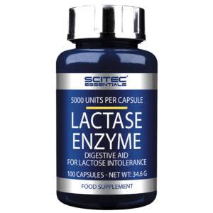 Scitec Essentials Lactase Enzyme kapszula - 100db