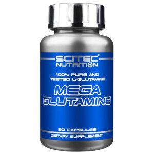 Scitec Nutrition Mega Glutamin kapszula - 90db
