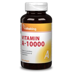 Vitaking A-Vitamin 10000 - 250db