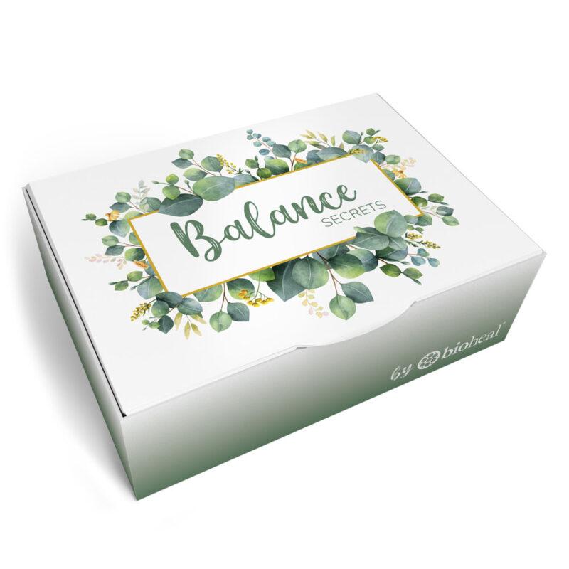 Bioheal Balance Secrets - Magnézium+B6-vitamin + Vareriána Komplex + B-vitamin Forte - 3x70db