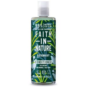 Faith in Nature Rozmaring hajkondícionáló - 400ml