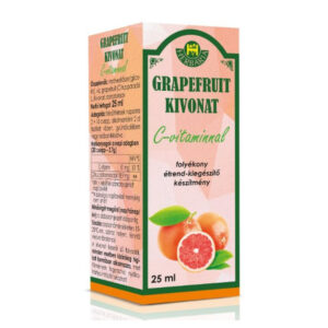 Herbária Grapefruit kivonat C-vitaminnal - 25ml