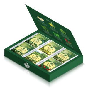Herbária Kedvenc teáim - gyógynövényes - 6x5 filter