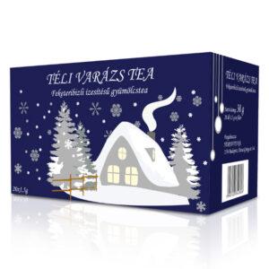 Herbária Téli Varázs feketeribizli ízű gyümölcs tea - 20 filter