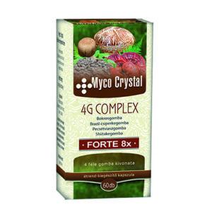 Myco Crystal 4G Complex Forte kapszula - 60db