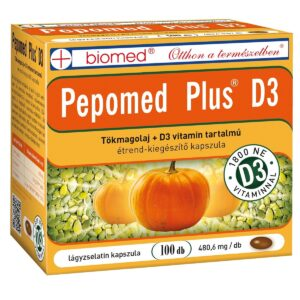 Biomed-tokmagolaj-d3-plusz-100db