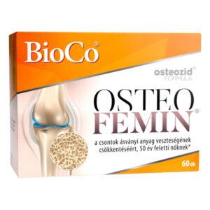 BioCo Osteo Femin filmtabletta - 60db