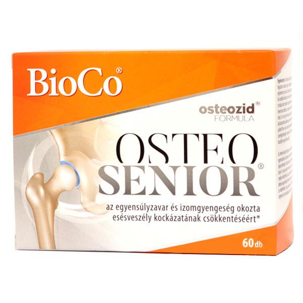 BioCo Osteo Senor filmtabletta - 60db