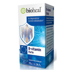 Bioheal B-vitamin Forte filmtabletta - 70db