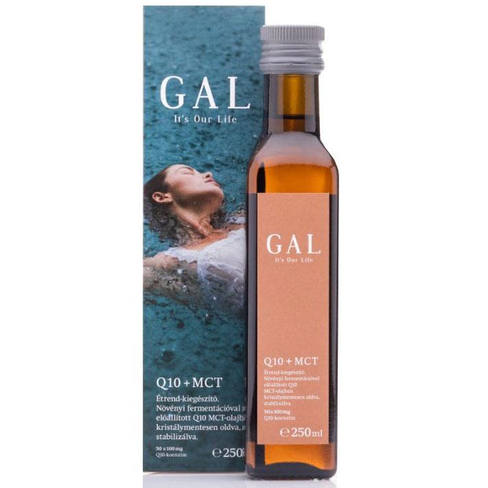 GAL Q10 + MCT olaj - 250ml