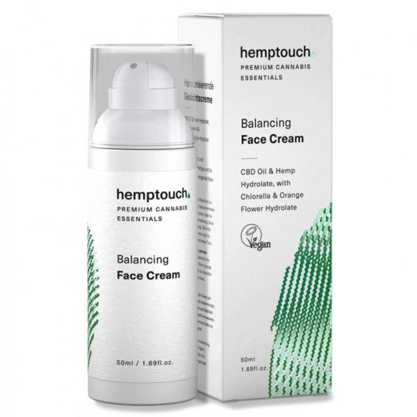 Hemptouch Nurturing tápláló arckrém - 50ml