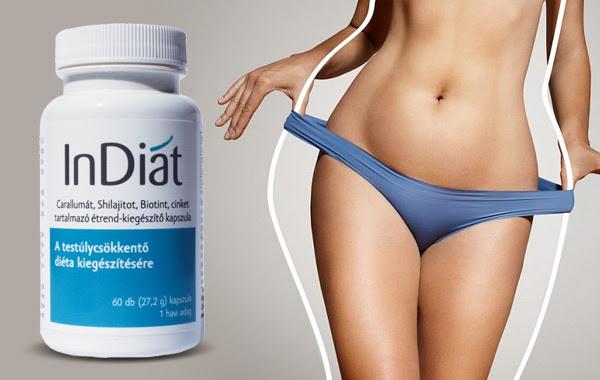 InDiat - a súlyfelesleg csökkentésére