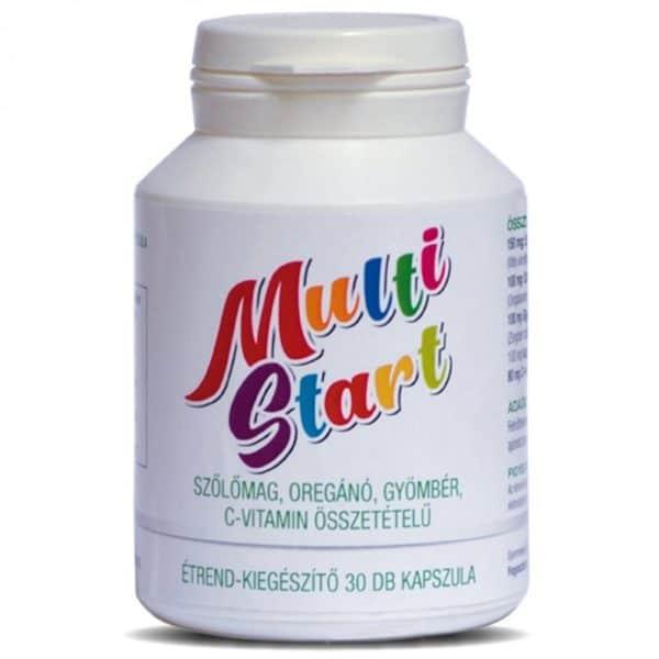 Multi Start immunerősítő kapszula - 30db
