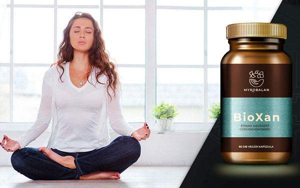 Myrobalan BioXan - a belső harmónia egyensúlyáért