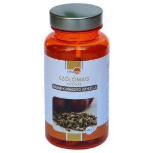 Vitamed Szőlőmag kapszula – 60db