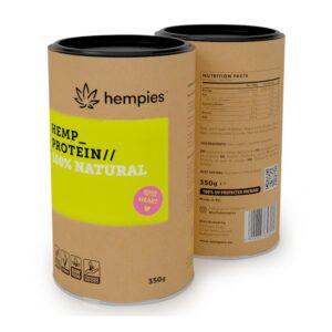 Hempies Kendermag protein – 350g