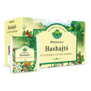 Herbária Hashajtó tea filteres – 20 filter