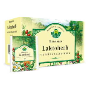 Herbária Laktoherb filteres tea - 20 filter